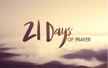 21 Days of Prayer - Freedom in Christ
