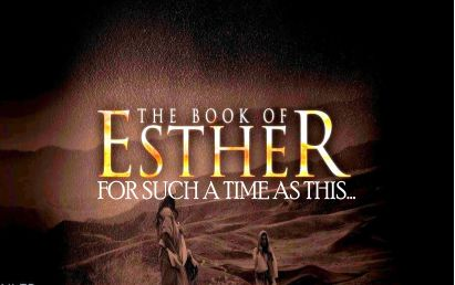 Esther Part 3 - A Reason To Celebrate!